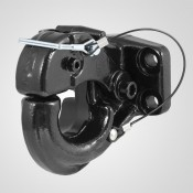 Forged Mount Pintle Hook
