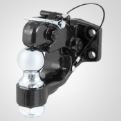 Forged Pintle Mount Combination